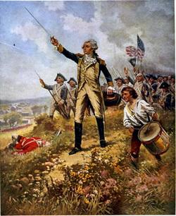 Battle of Saratoga - The Revolutionary War